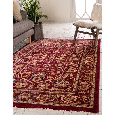 Rectangle Red Area Rugs You Ll Love In 2019 Wayfair