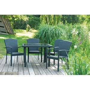 4-Sitzer Gartengarnitur von Caracella