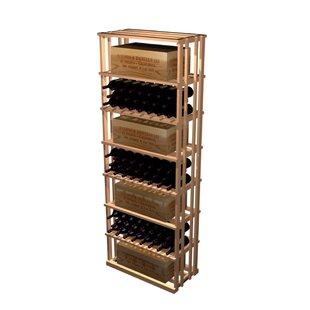 Designer Series 153 Bottle Floor Wine Rack