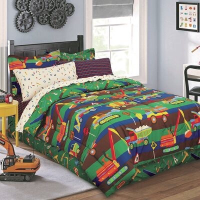 Bed In A Bag Cotton Blend Comforters Amp Sets You Ll Love In