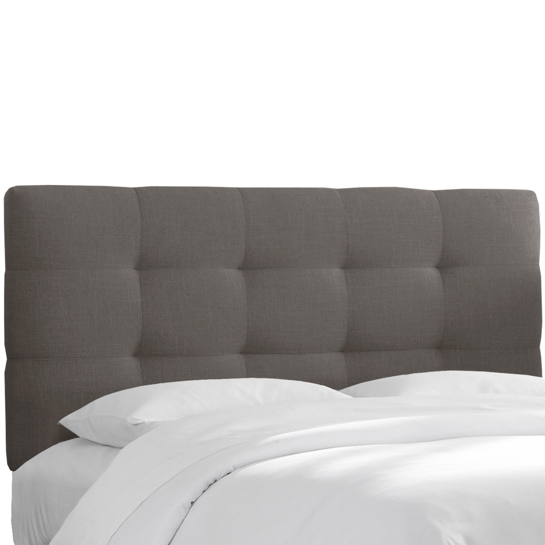 3d42f3d086bbf Wayfair Custom Upholstery™ Meredith Upholstered Panel Headboard   Reviews