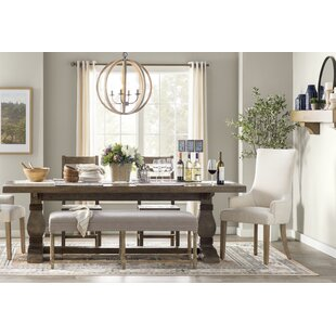 40c4df61919 Gertrude Solid Wood Dining Table