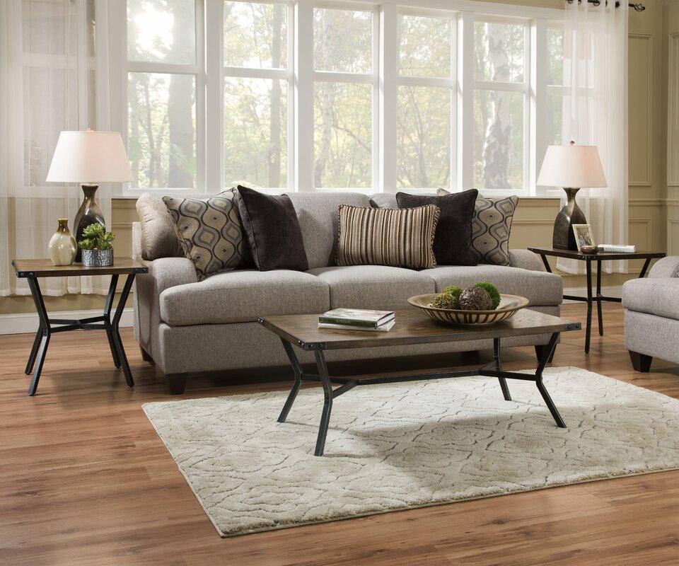 simmons upholstery hattiesburg sterling sofa reviews joss main. Black Bedroom Furniture Sets. Home Design Ideas