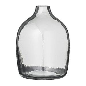 Round Glass Table Vase
