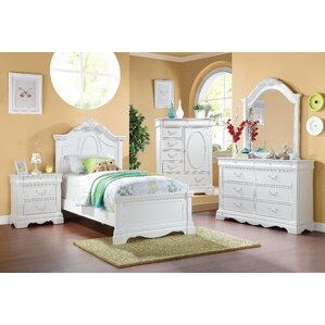 Satchell Panel Configurable Bedroom Set by Harriet Bee