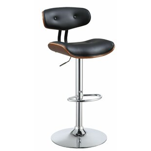 Burnley Adjustable Height Bar Swivel Stool