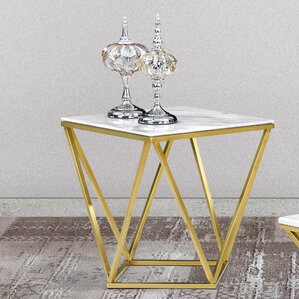 Robeson End Table by Willa Arlo Interiors