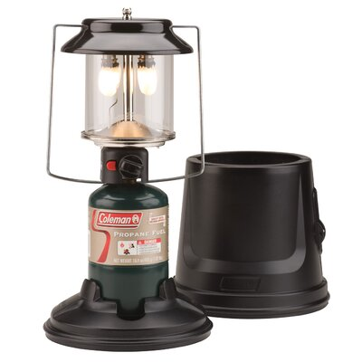 Two-mantle Instastart Quickpack Lantern Coleman