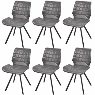 Ponca Upholstered Dining Chair (Set of 6)