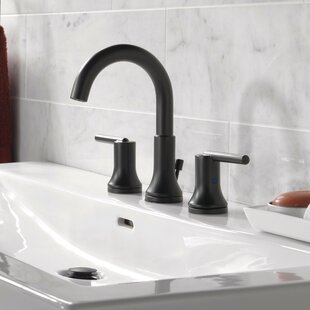 1 Delta Trinsic Bathroom Widespread Faucet