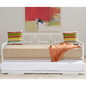 Millerton Metal Frame Daybed by Red Barrel Studio