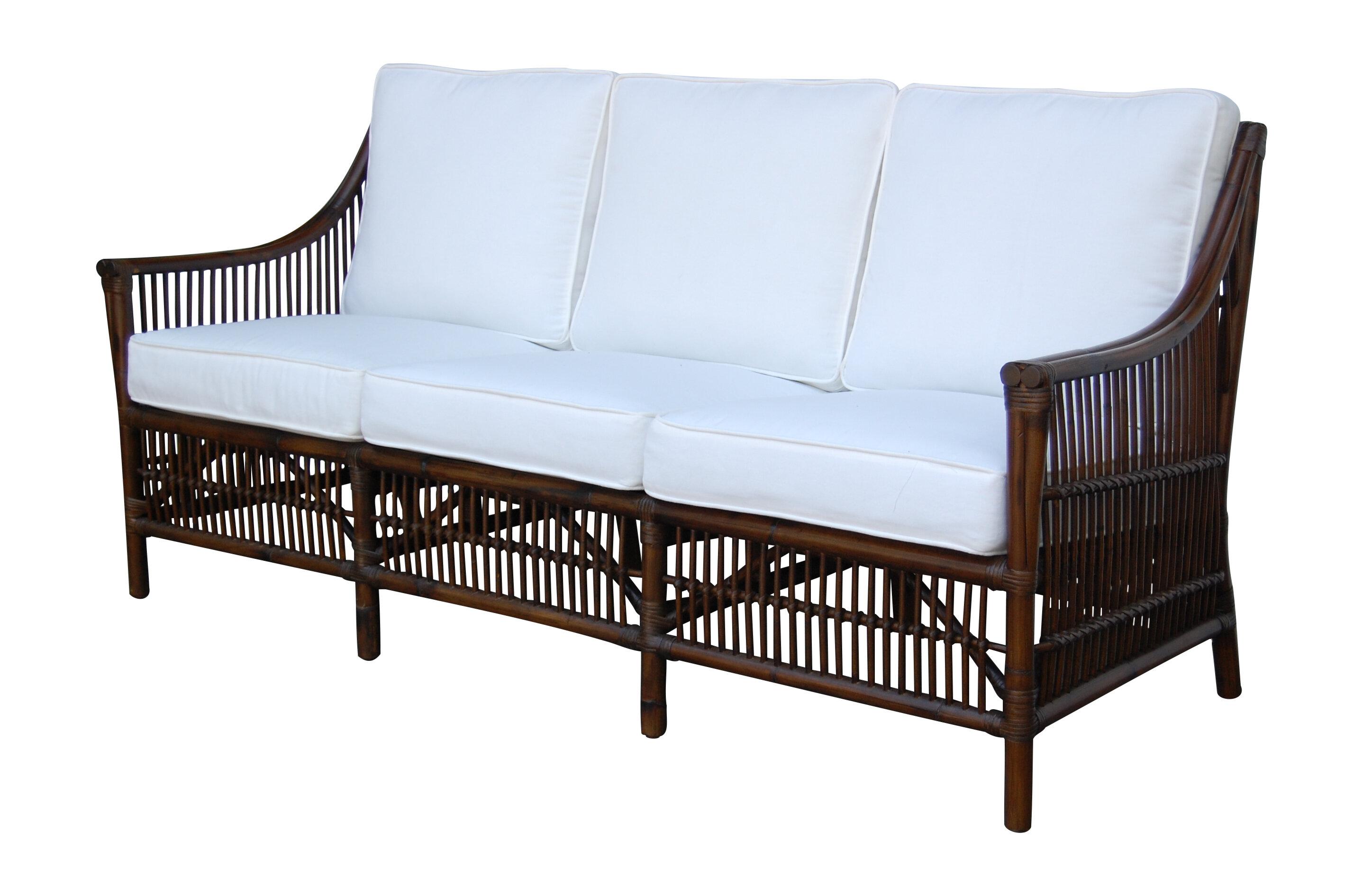 Panama Jack Bora Bora Sofa with Cushion & Reviews | Wayfair