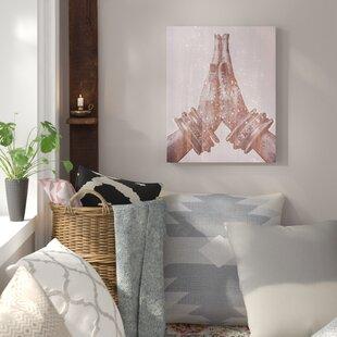 Namaste In Bed Wall Art Wayfair
