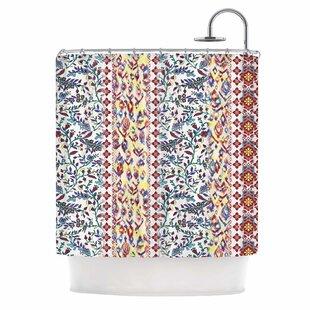Arabesque Panel Shower Curtain