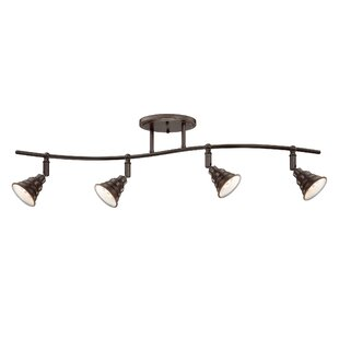 contemporary track lighting fixtures. Brushton 4-Light Ceiling Track Kit Contemporary Lighting Fixtures O