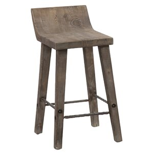 Modern Wood Bar Stools Counter Stools AllModern