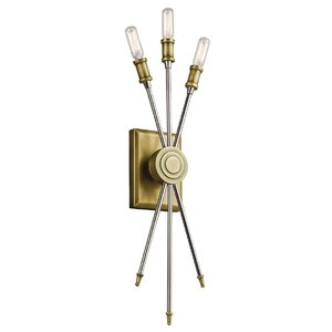 Champney 3-Light Wall Sconce