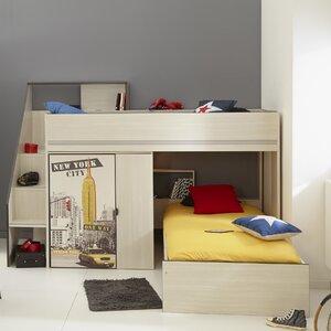 Offset Bunk Beds bunk beds | wayfair.co.uk