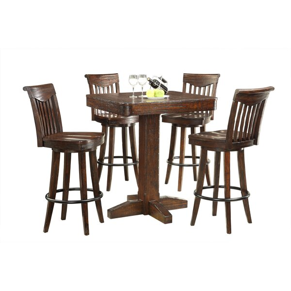 Eci furniture gettysburg pub table reviews wayfair for Cie publication 85 table 2