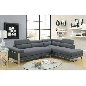 Ketan Ii Reclining Sectional by Orren Ellis
