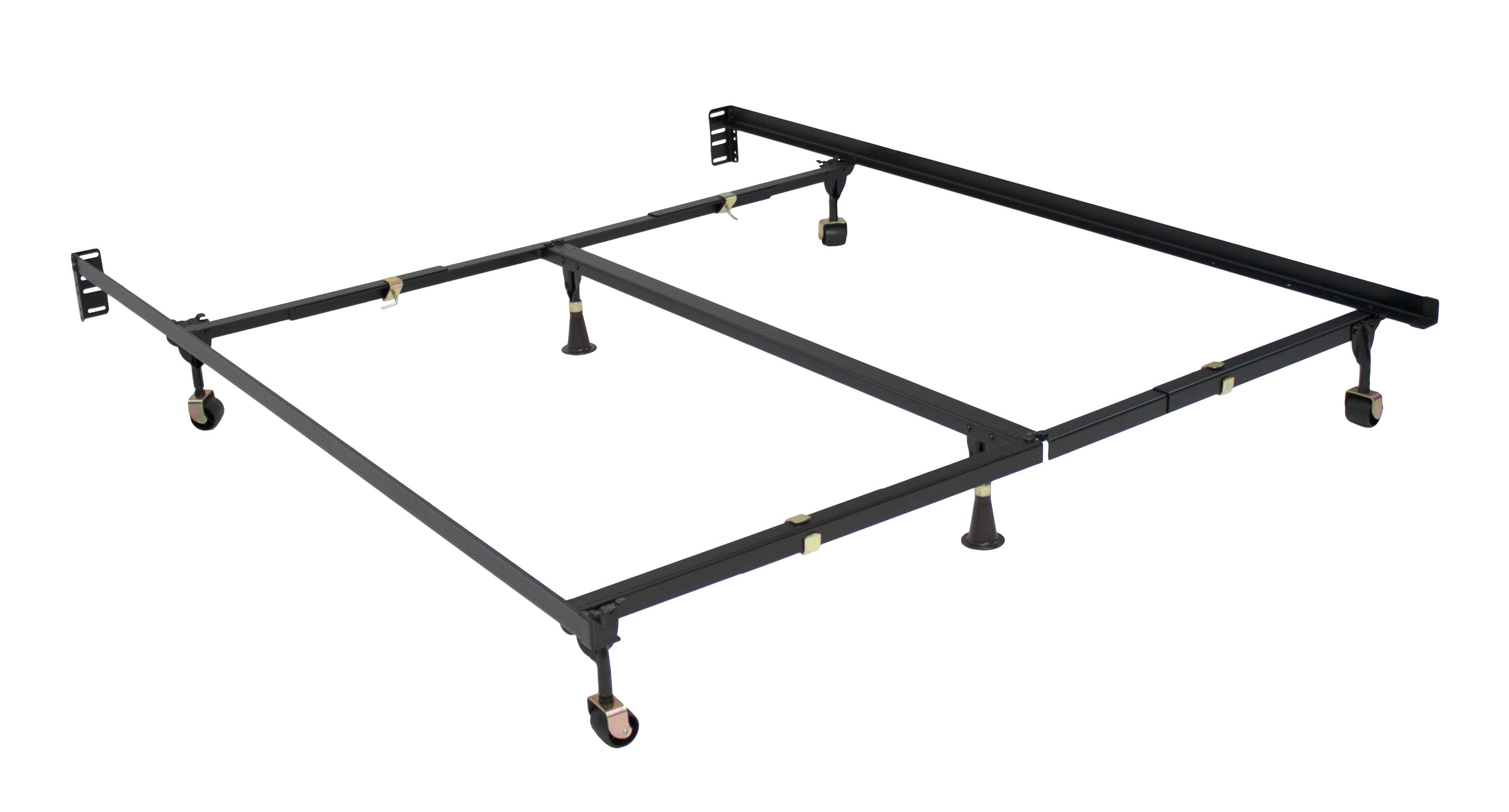 Alwyn Home Stabl-Base Premium Elite Clamp Style Bed Frame | Wayfair