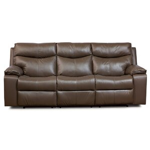 Providence Leather Reclining Sofa by Palliser Furniture