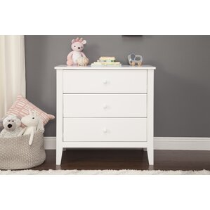 Morgan 3-Drawer Dresser by Carter's by DaVinci