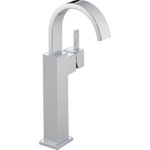 vero single hole single handle bathroom faucet and diamond seal technology