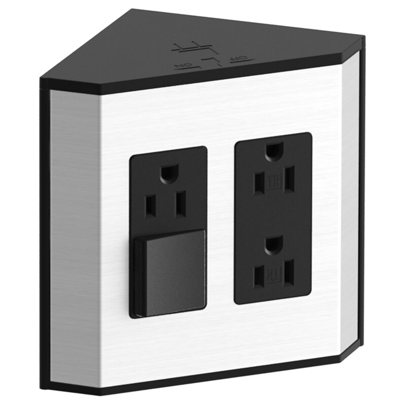 K-99566-CA3 Kohler In-drawer Electrical Outlets for Kohler® Tailored ...