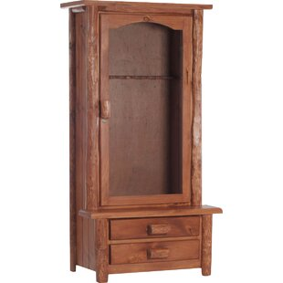 Chilmark Gun Single Door Accent Cabinet