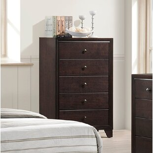 Bassett 5 Drawer Chest