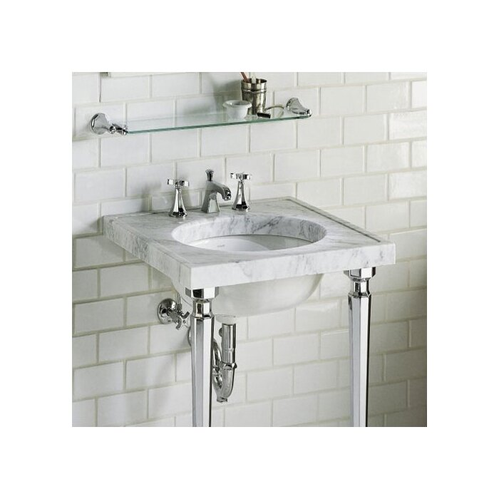 Home And Interior: Enchanting Marble Console Sink On Stone Forest Circa Top  Canaroma Bath Tile