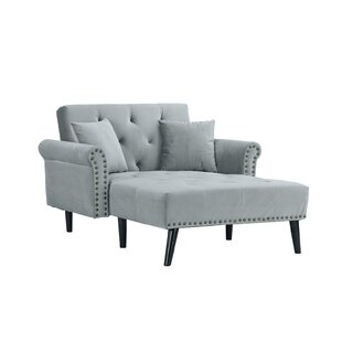 Gray Indoor Chaise Wayfair