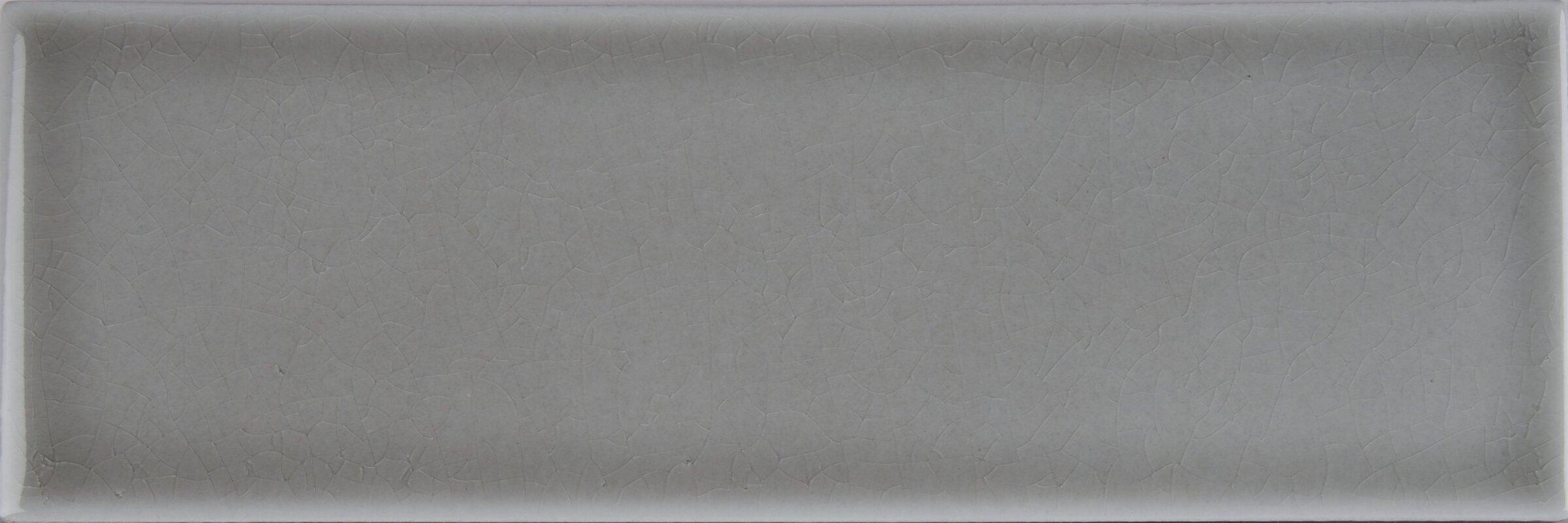 Msi 4 x 12 ceramic wall tile in dove gray reviews wayfair 4 x 12 ceramic wall tile in dailygadgetfo Choice Image