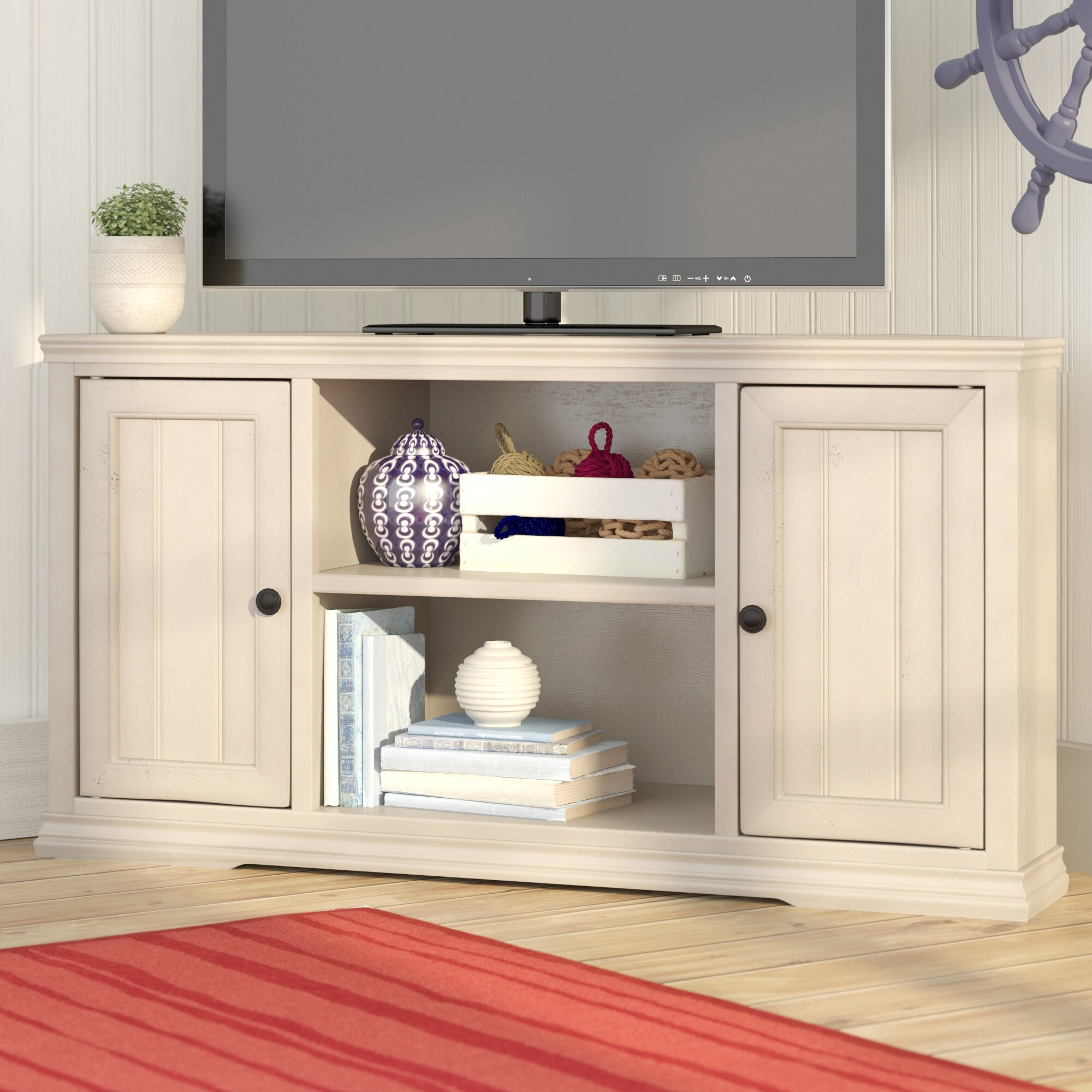 makeover mart creative shehnaaiusa wal corner design shelf tv