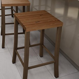 Made In Canada Wood Bar Stools Youll Love Wayfairca