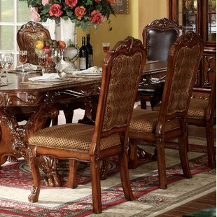 Welliver Upholstered Dining Chair (Set of 2)