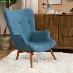 contemporary living room chairs modern contemporary living room furniture allmodern - Living Room Chairs Modern