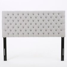 Bennett Queen Upholstered Panel Headboard