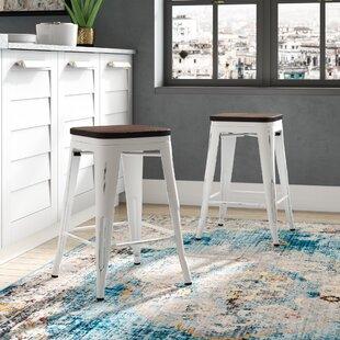 Superb Trending Now Loftis Bar Counter Stool Set Of 2 Offex Low Inzonedesignstudio Interior Chair Design Inzonedesignstudiocom