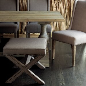 key west upholstered dining bench