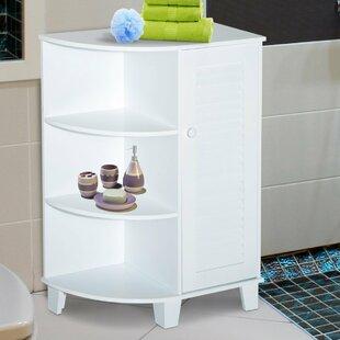 60 X 80cm Corner Free Standing Cabinet ...