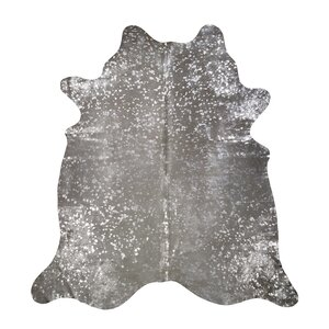 Devore Hand-Woven Black Pearl Area Rug