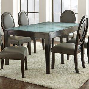 Mauzy Dining Table by Brayden Studio