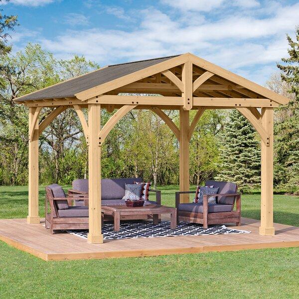 Wood Pavilion Wayfair