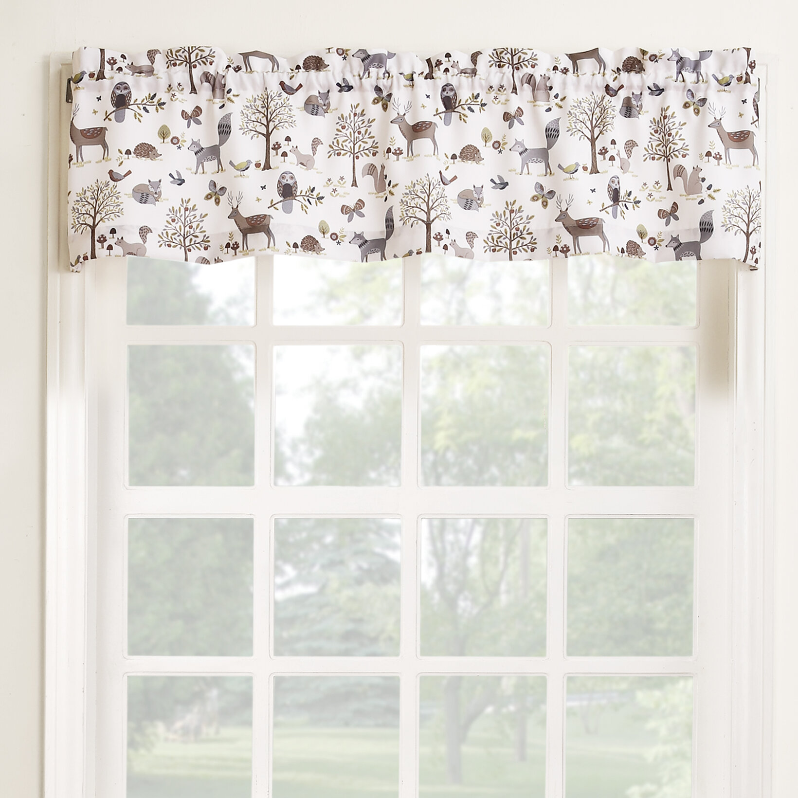 window sweet grey designs jojo and print woodland valance arrow boy mint girl amazon nursery baby dp or navy com