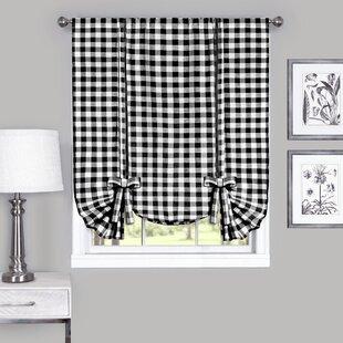 Large Buffalo Check Curtains Wayfair