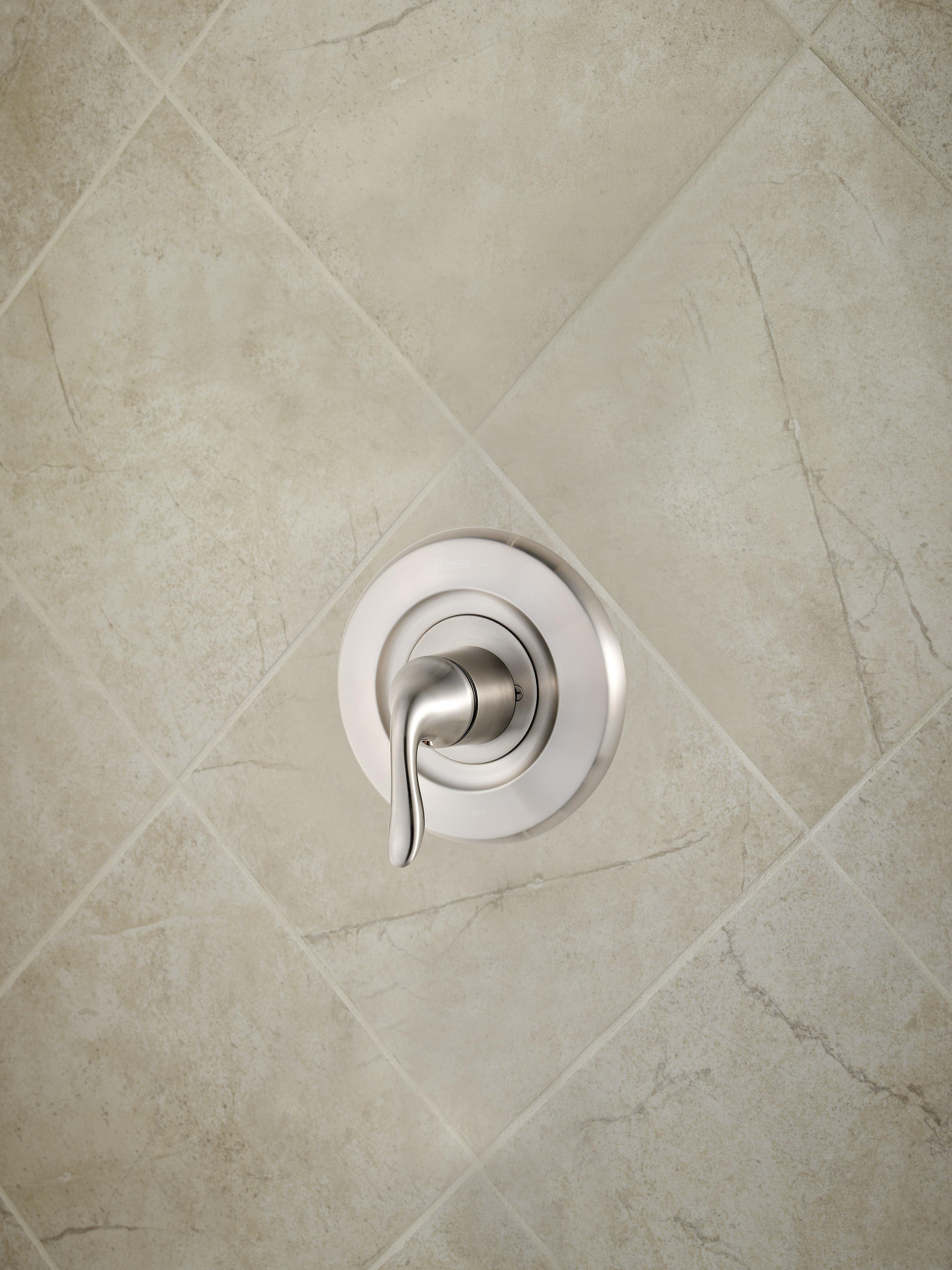 Pfister Universal Trim Declan Single Handle Tub and Shower Valve ...