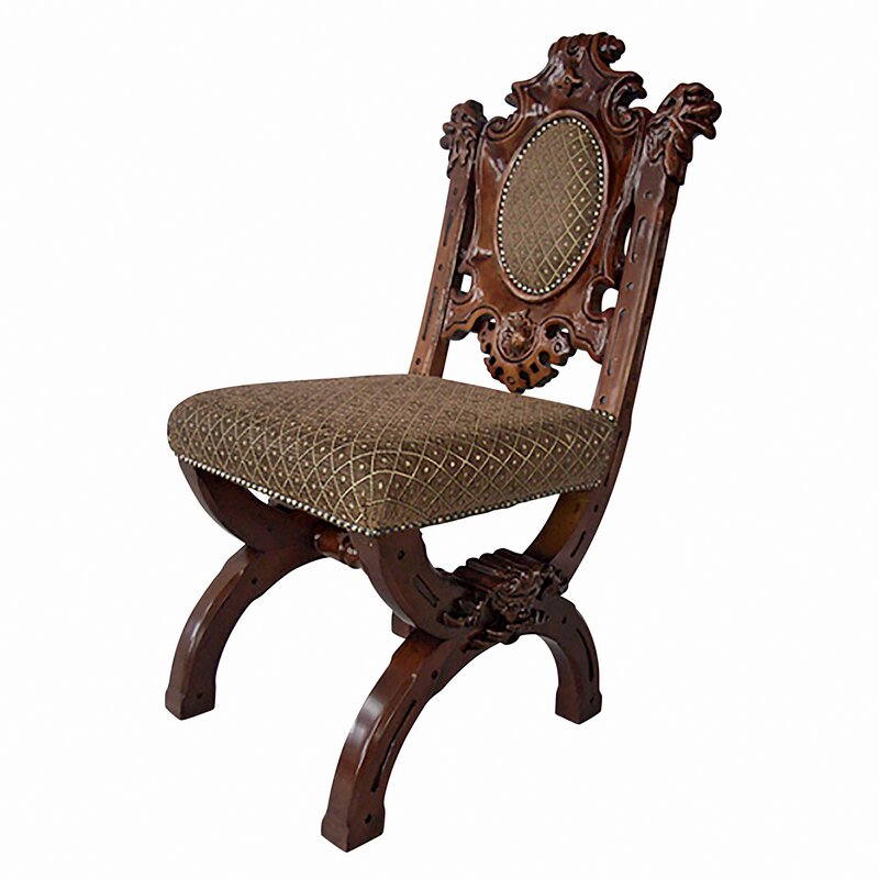 Merveilleux Sir Raleigh Medieval Side Chair