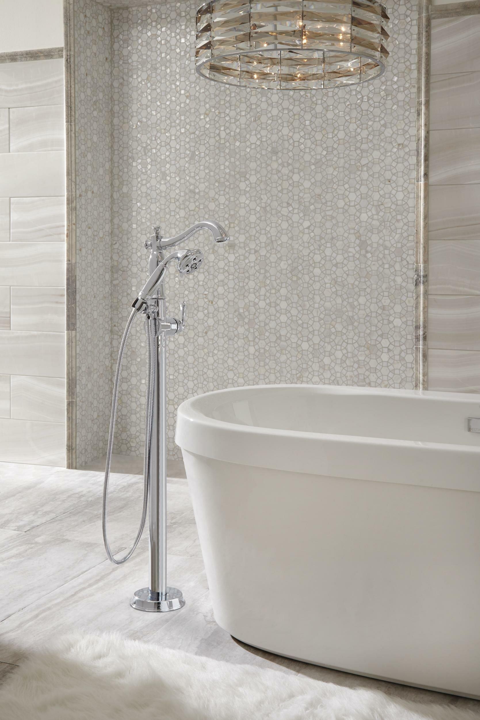 floors head spout psdc chrome filler contemporary single with shower handheld dp ref floor handle polished bath akdy faucet mount freestanding tub